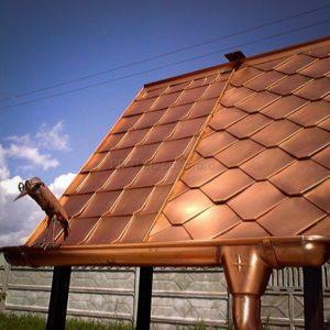Pokrycia dachowe wykonane z blach profilowanych