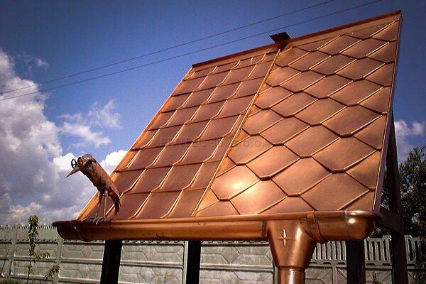 Pokrycia dachowe wykonane zblach profilowanych