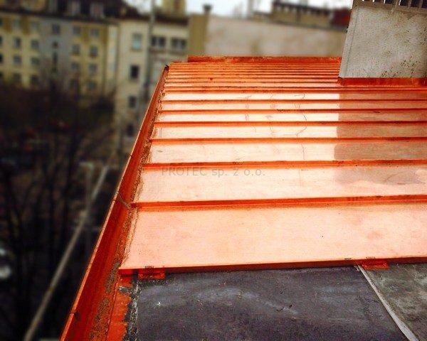 Elementy pokrycia dachu – pasy pokryciowe
