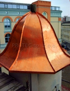 Pokrycia dachowe wykonane zblach 2