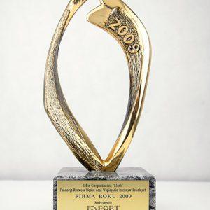 PROTEC – Opolska Marka w kategorii Eksport 2009r.