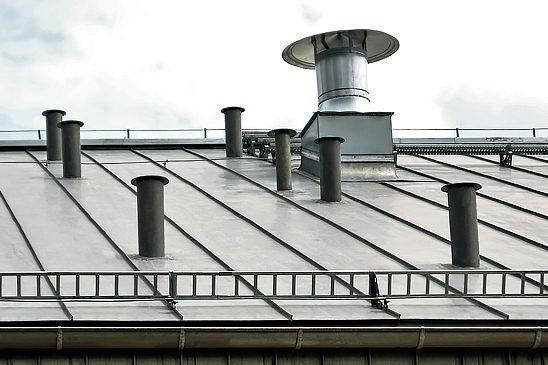 Elementy dodatkowe – wykończenie dachu