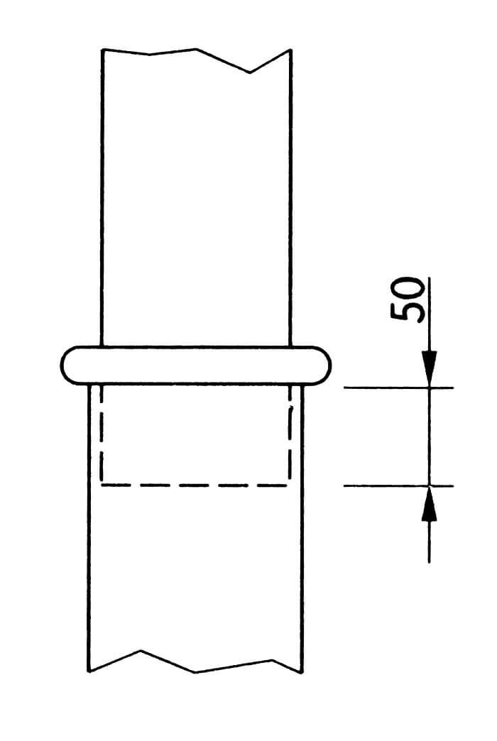 Połączenie rynny z przewodem odprowadzającym ścieki deszczowe do przykanalika