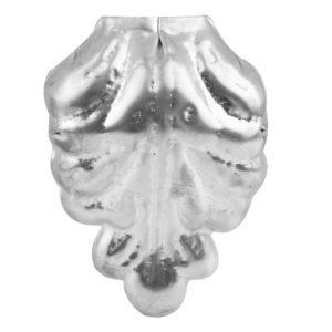 Ozdobny liść akantu wykonany z tytan-cynku