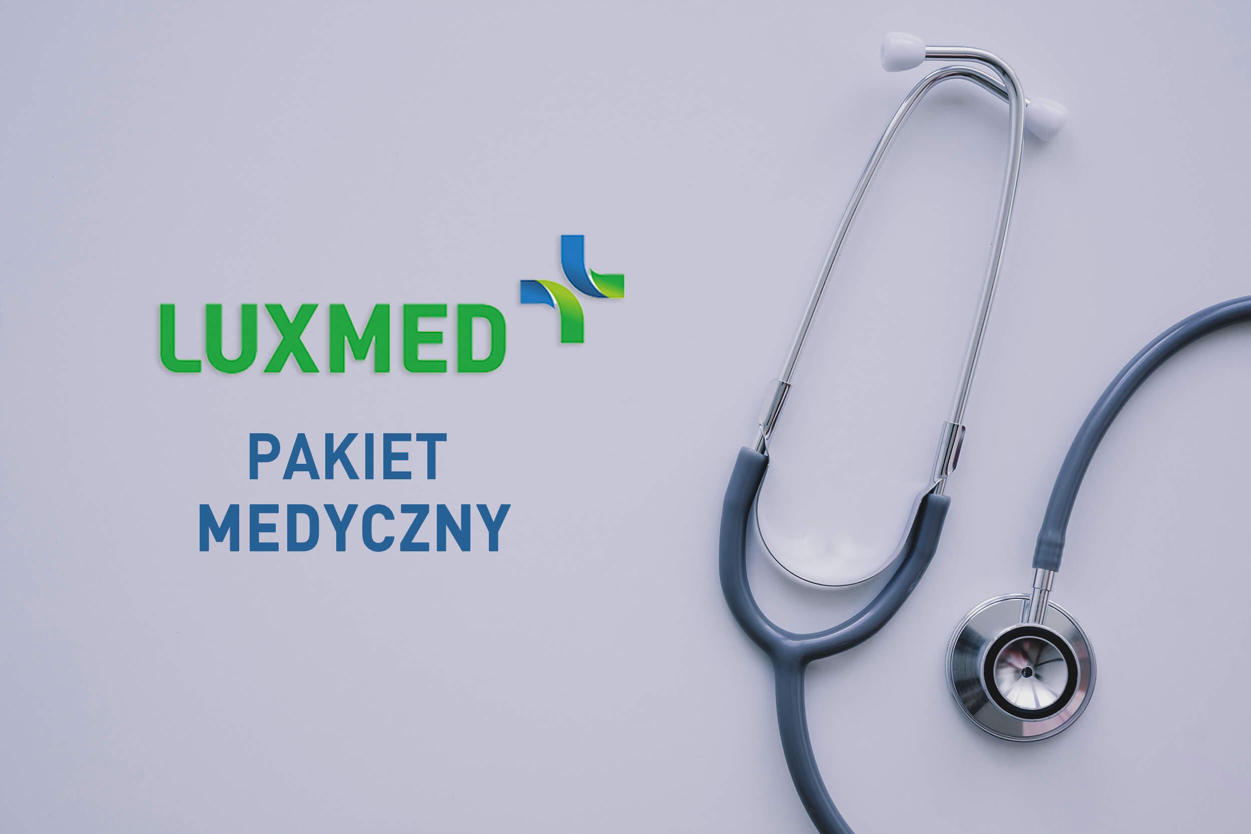 Pakiet medyczny w PROTEC Sp. z o.o.!