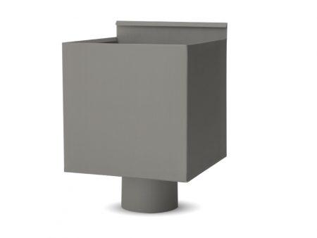Kosz zlewowy kwadratowy NedZink NEO 100