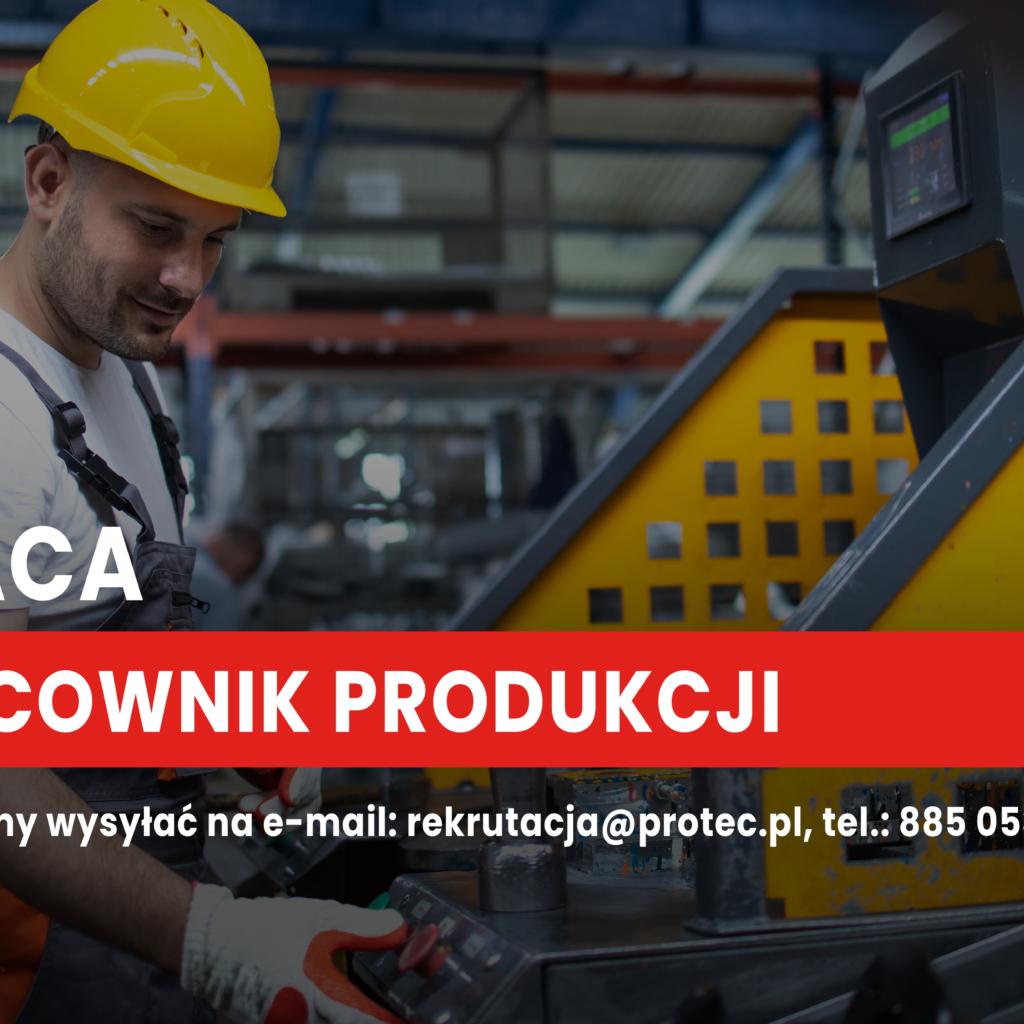 Pracownik Produkcji – praca dwuzmianowa 4