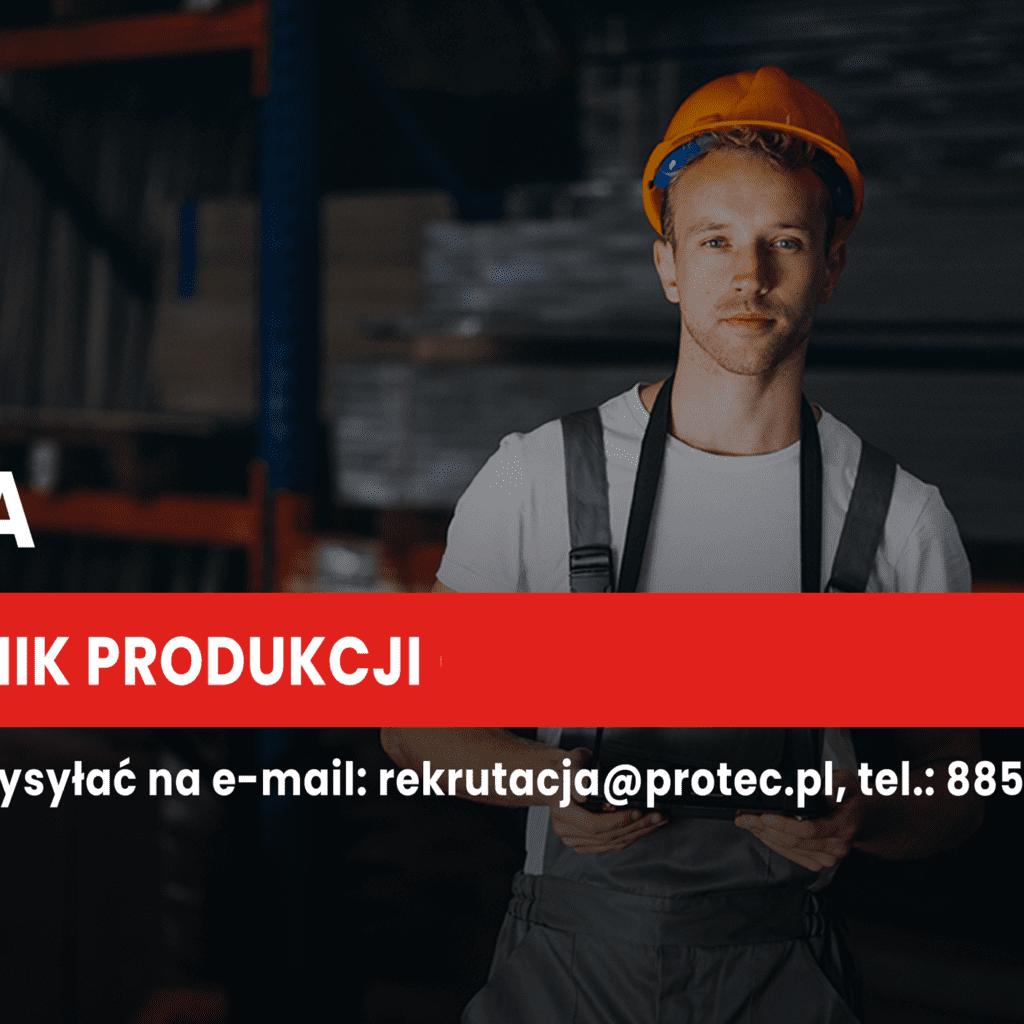 Pracownik Produkcji - dział montażu i pakowania 1